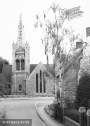 Wycliffe College Church c.1960, Stonehouse