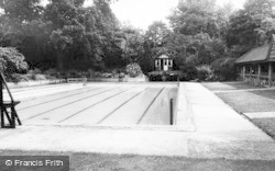 Stonehouse, Wycliffe College, Swimming Pool c.1960