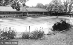 Wycliffe College, Swimming Pool c.1960, Stonehouse