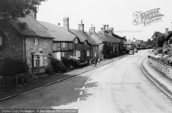 Stoneleigh, Birmingham Road c1960