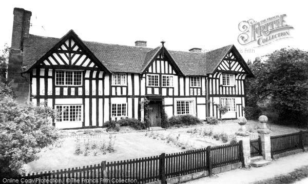 Stoneleigh, Manor House c1960