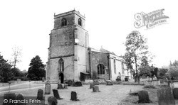Stoneleigh, St Mary's Church c.1960