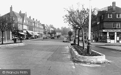 Stoneleigh, The Broadway c.1955