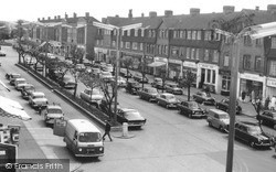 Stoneleigh, The Broadway c.1963