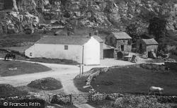 Shining Cliff 1896, Stoney Middleton