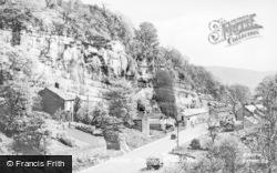 The Rocks c.1955, Stoney Middleton