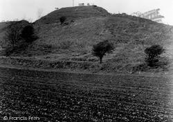 Stoneykirk, Balgreggan Mote c.1950