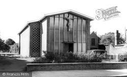 Church Of St Mary Magdalene c.1960, Stony Stratford