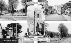 Composite c.1950, Stony Stratford