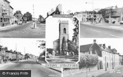 Composite c.1960, Stony Stratford