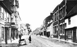 High Street 1906, Stony Stratford