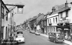 High Street c.1965, Stony Stratford