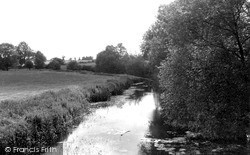 River Great Ouse c.1955, Stony Stratford