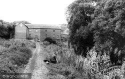 The Mill c.1965, Stony Stratford
