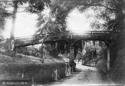 Stopham, Jubilee Bridge 1906