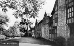 Storrington, Abbey School c.1960