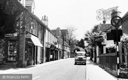 Storrington, Church Street c.1955