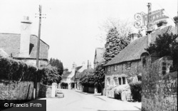 Storrington, Church Street c.1955