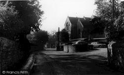 Storrington, Church Street c.1960