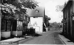 Storrington, Church Street c.1965