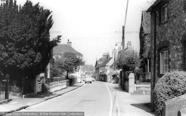 Photo of Storrington, Church Street c1965