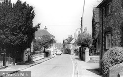 Storrington, Church Street c.1965