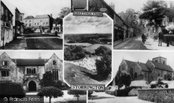 Storrington, Composite c.1960