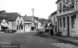 Storrington, East Street c.1955