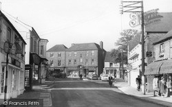 Storrington, High Street c.1960