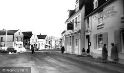 Storrington, High Street c.1960