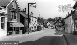 Storrington, High Street c.1965
