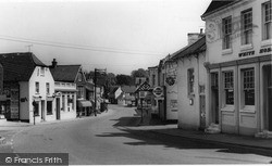 Storrington, High Street c.1965