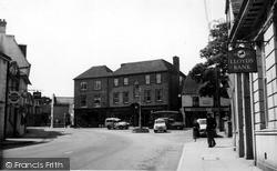 Storrington, Main Road c.1955