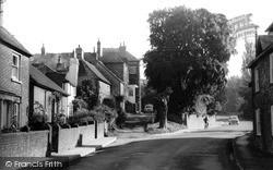 Storrington, Manleys Street c.1960