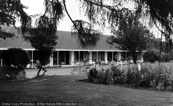 Photo of Storrington, Manor Hotel c.1955