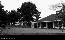 Storrington, Manor Hotel c.1955