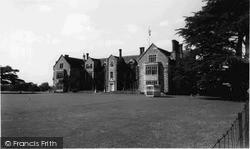 Storrington, Parham House c.1960