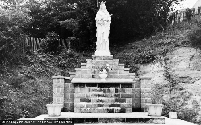 Photo of Storrington, Shrine Of Our Lady c.1955