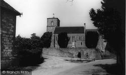 Storrington, St Mary's Church c.1965