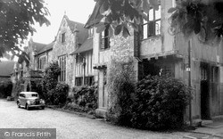 Storrington, The Abbey c.1955