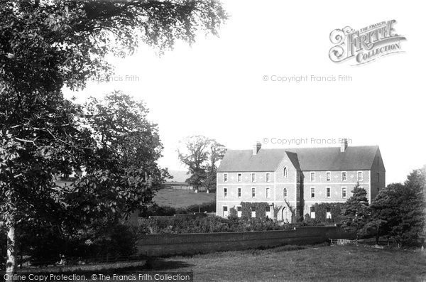 Photo of Storrington, The Monastery 1894