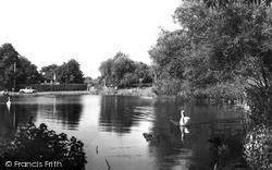 Storrington, The Pond c.1955
