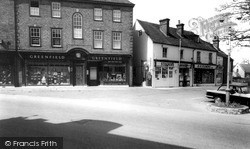 Storrington, The Square c.1965
