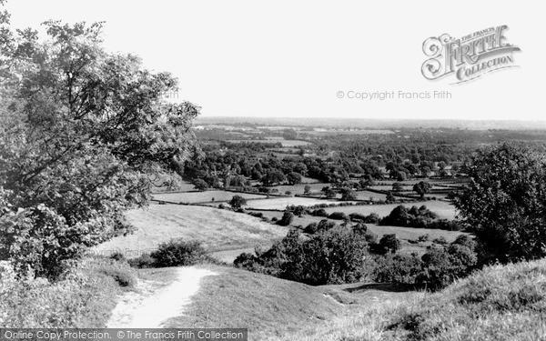 Photo of Storrington, The Weald c.1955