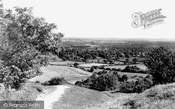 Storrington, The Weald c.1955