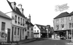 Storrington, The White Horse c.1955