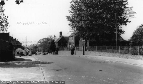 Photo of Storrington, West Street c.1955