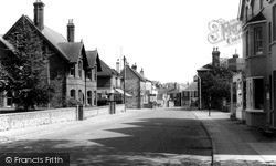 Storrington, West Street c.1965