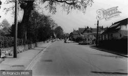 Storrington, West Street c.1965