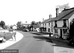 Stotfold, High Street 1959